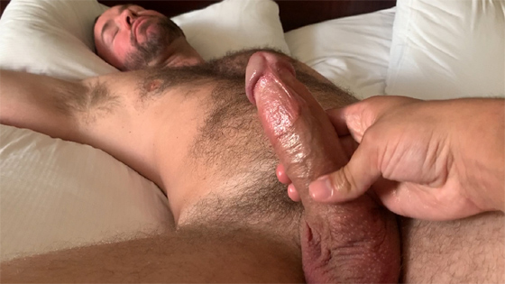 Knocked Out Jerked Off